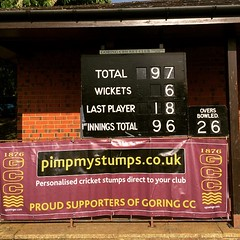 A tidy early season performance by GCC