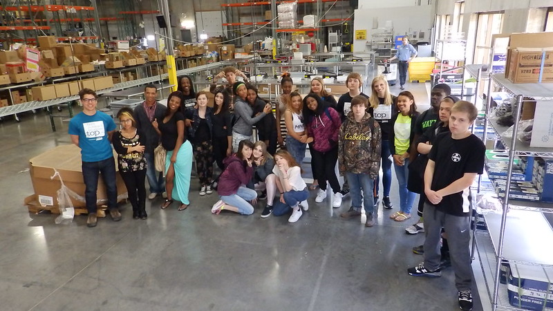 Teen Outreach Program 4-30-15