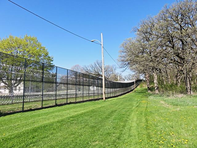 Razor wire fence 20150501