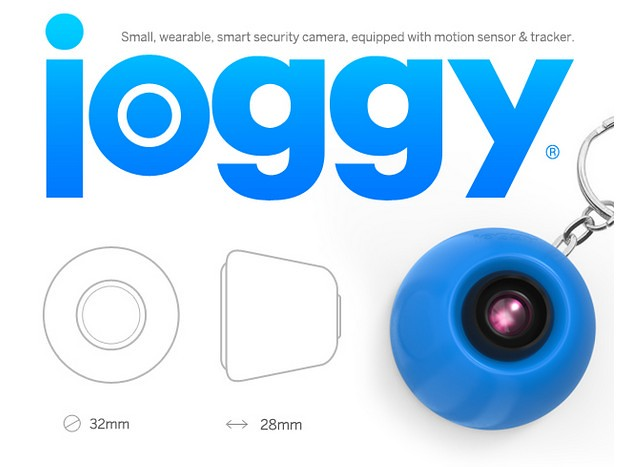 Joggy Security Camera