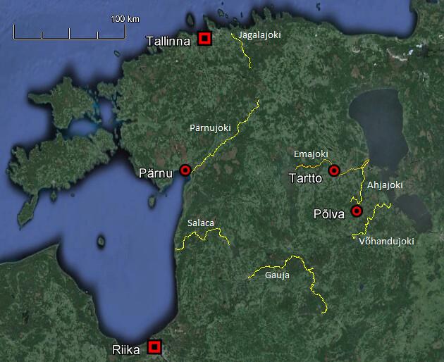 Jaga Kartta Janne Pyykko Flickr