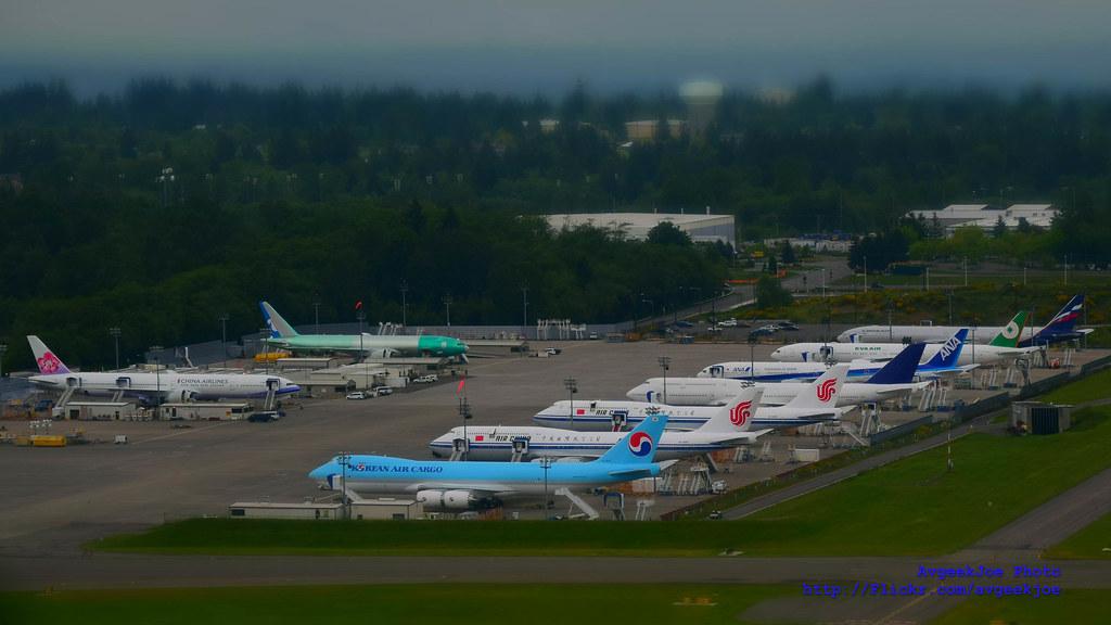 HL7629 - B748 - Korean Air