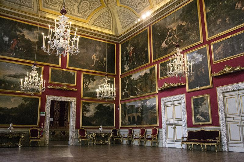 Rome Palazzo Pamphilj