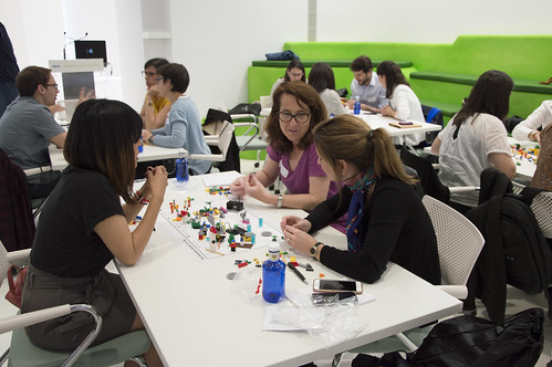 Business Design con LEGO Serious Play
