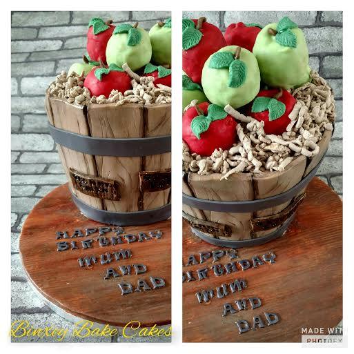 Binxey Bake Cakes' Extraordinary Cake