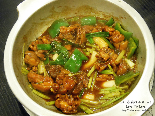 台北市民大道熱炒快炒餐廳一品花雕雞 (3)