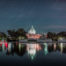 Star Trails over the Capitol by joseph.gruber