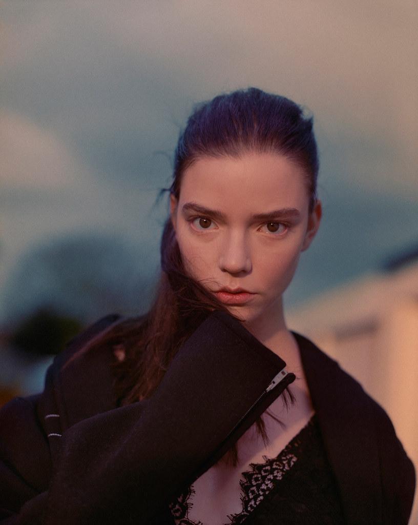 Аня Тейлор-Джой — Фотосессия для «Twin» 2016 – 9