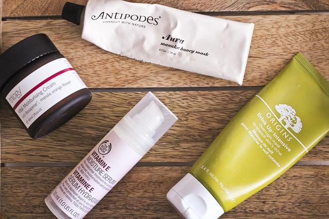 dry skin fixers