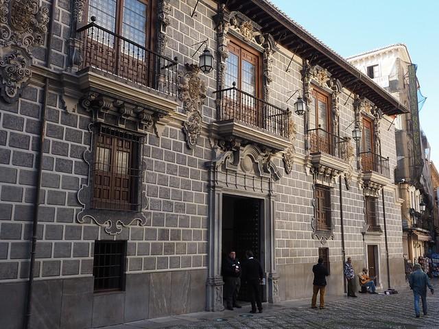 045 - Palacio de la Madraza