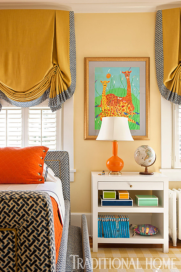 Decorating with Color   #LivingAfterMidnite