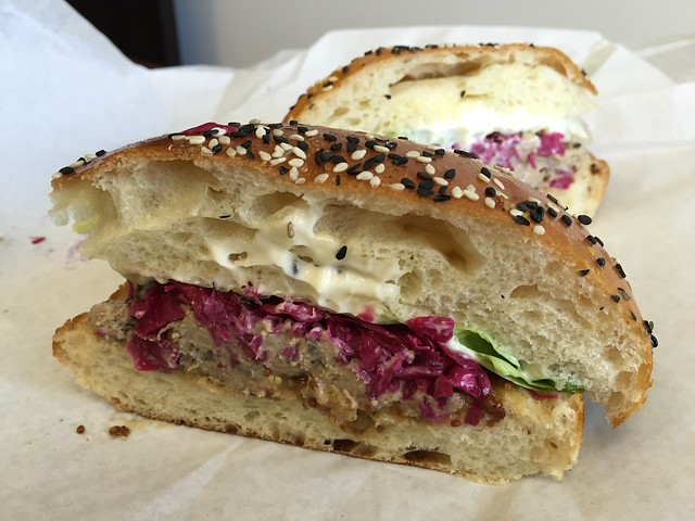Pork and chicken liver mousse sandwich - The Sentinel