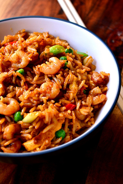 Spicy singapore fried rice recipe frugalfeeding chinese takeaway singapore fried rice spicy singapore fried rice recipe forumfinder Choice Image