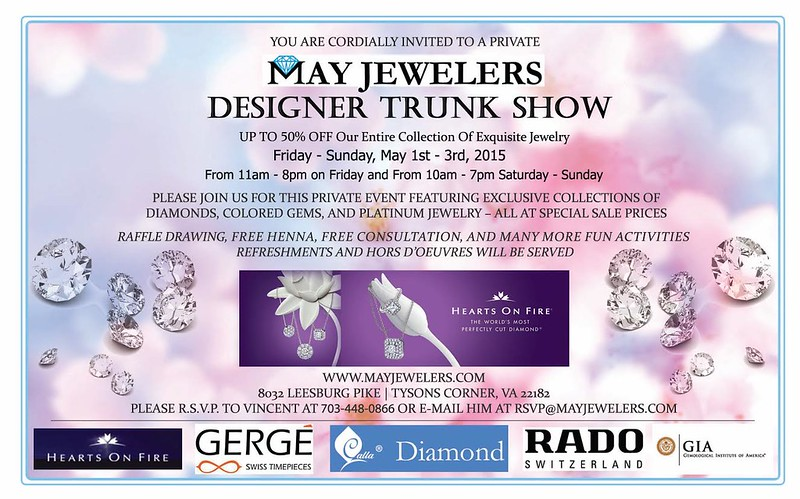Trunk Show May 2015