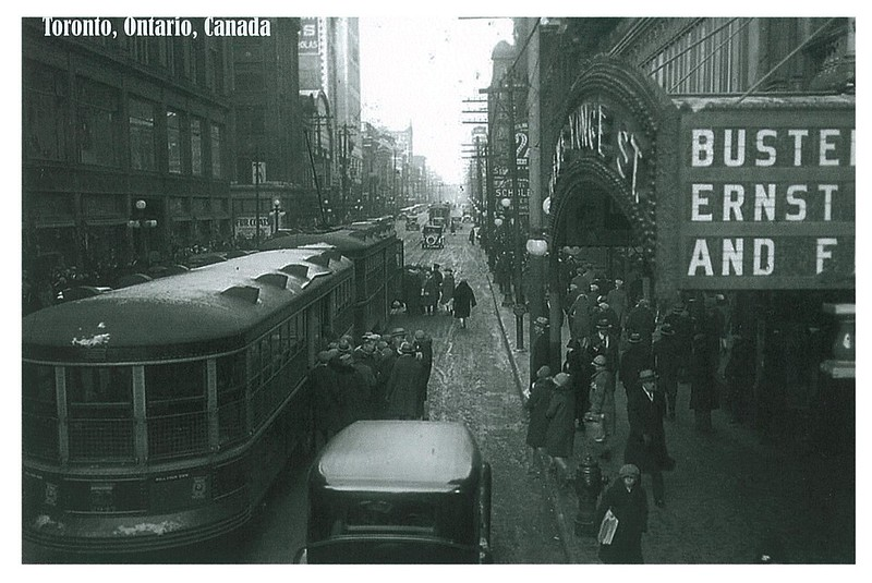 Retro - Toronto - Yonge Street