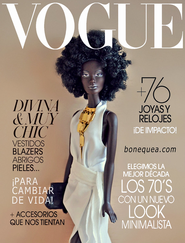 Vogue magazine: Urban Hipster Nichelle