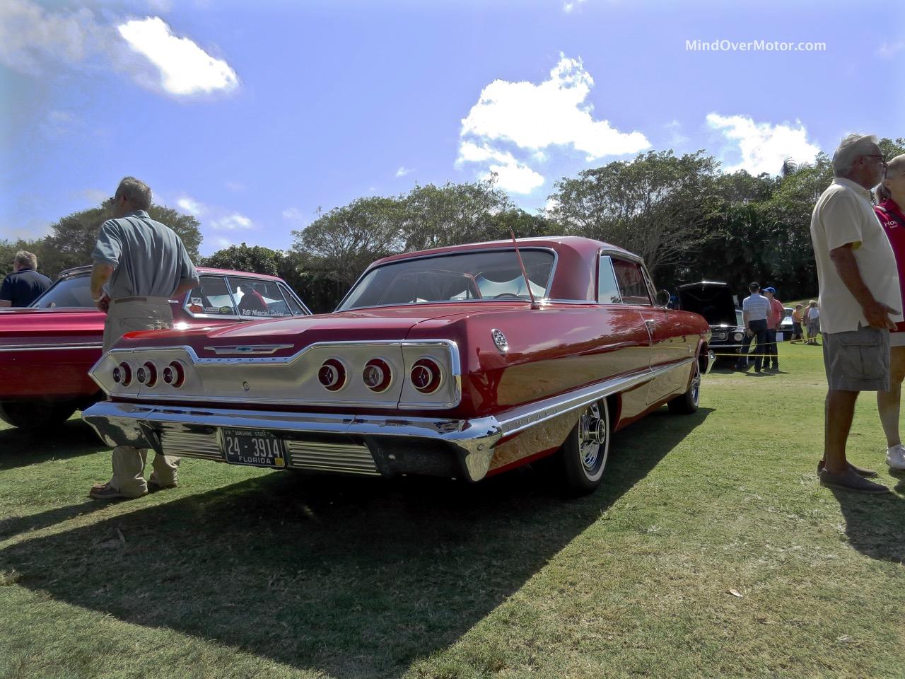 1963 Chevrolet Impala SS Rear