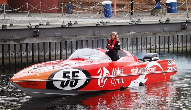 P1 Panther Visit Wales (5) @ KGV Lock 08-05-15