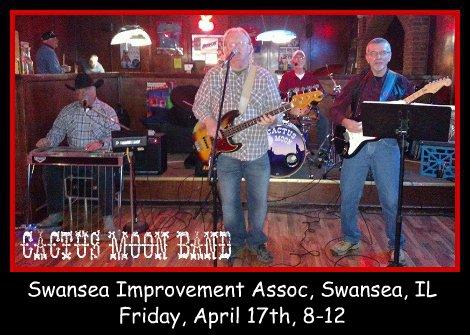 Cactus Moon Band