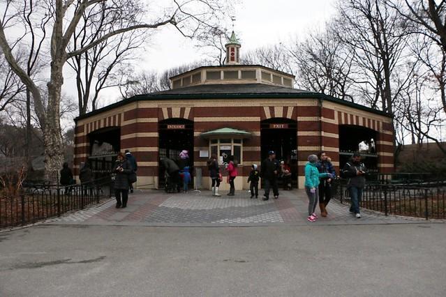Central Park: carosello