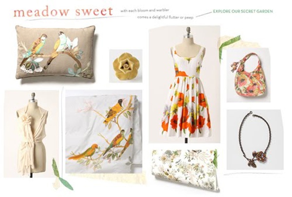 Spring inspired Anthropologie finds I'm loving right now | Emma Lamb