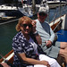 Mom and Dad on the boat by WordRidden