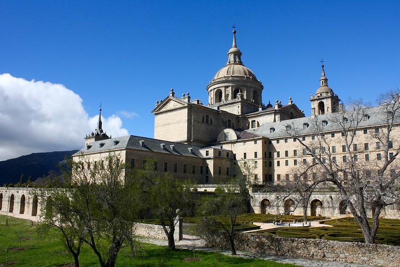 El Escorial, March 27th, 2015