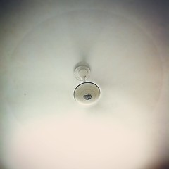 Khali Pankha! #Fan #Bored #Bedroom #BnW #Mundane #Revolving #Ceiling #PakFan #Cockroach #Leftside