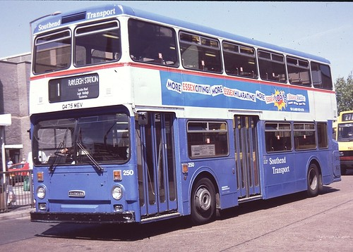 Southend 1990's (c) Philip Slynn