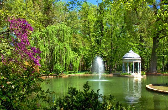 Estanque chinesco jardin del principe aranjuez 2692 18 4 for Estanque jardin