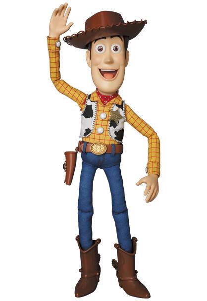 MEDICOM TOY【終極胡迪】Ultimate Woody