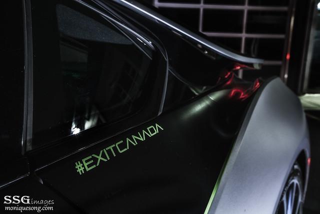 exit canada bmw i8