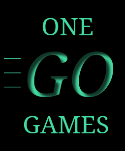 ONE GO GAMES LOGO