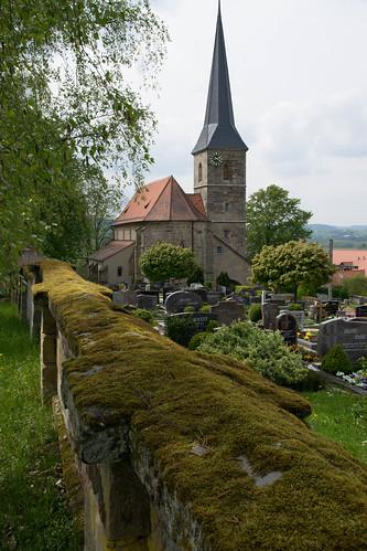 Kirchburg St. Marien, Gesees