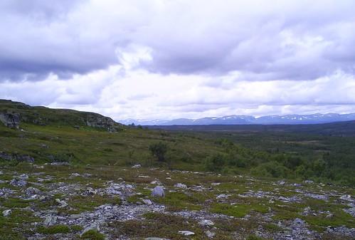 North of Flatruet, Ruändan, Härjedalen