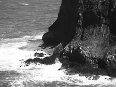 Meares Cliffs BW
