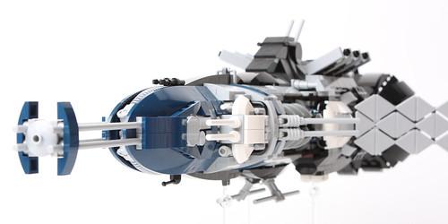 Galactic Nautilus - Close-up