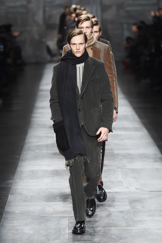 FW15 Milan Fendi044_Ryan Keating, Sander van de Coevering(VOGUE)