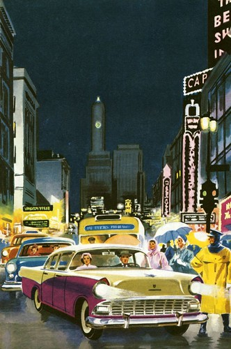Jack Matthew, Flight Three USA, Ladybird Books, 1959