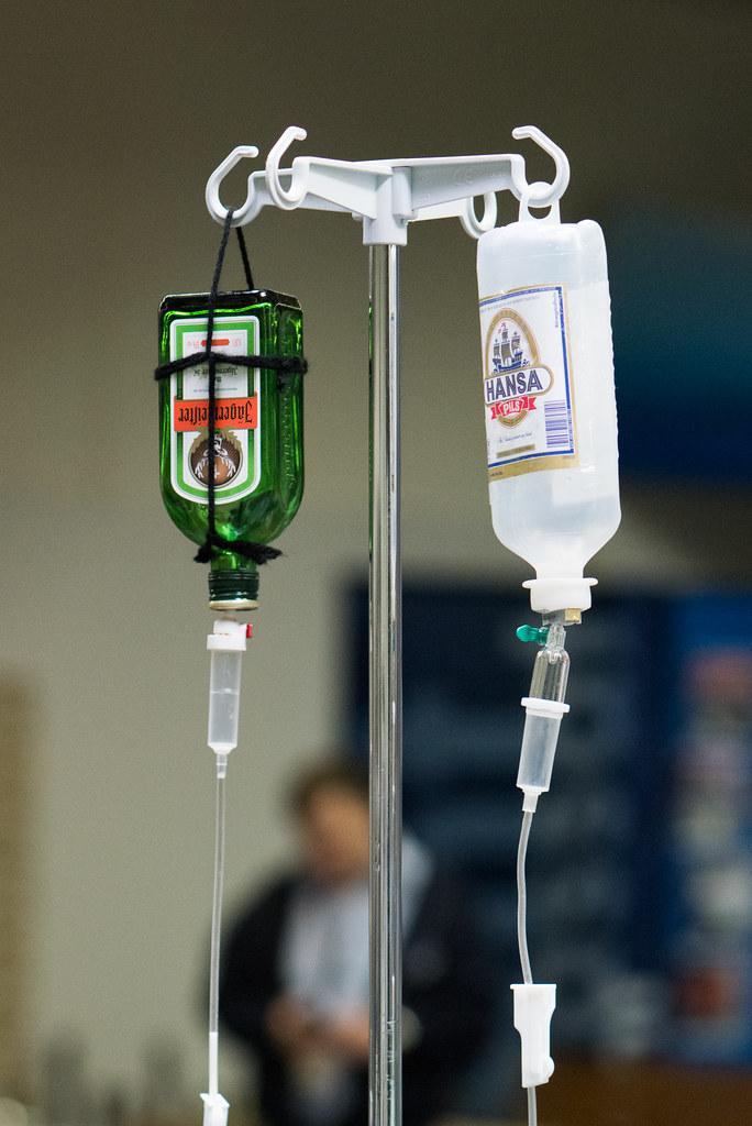 Alkohol Intravenös