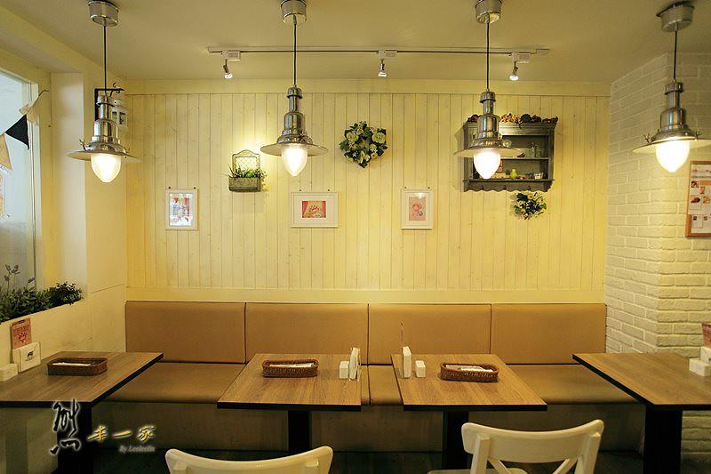 台北捷運中山站美食|蘑菇森林義大利麵坊