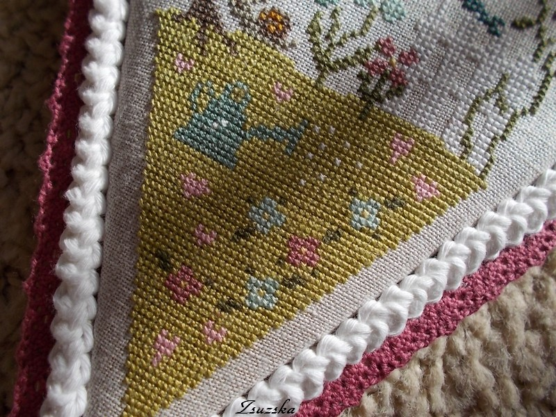 cross stitch, Amour en coeur, L'R de rien, Spring, heart (4)
