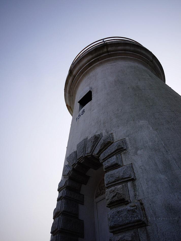 light house at Cape D' Aguilar