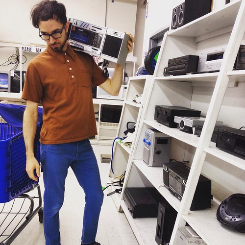Mistah Boombastic at Thrift Store (May 20 2015)