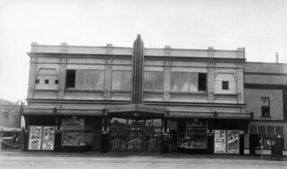 Central Picture Theatre, Wakefield Street, Adelaid, 1939