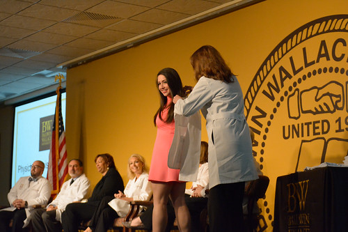 Physician Assistants White Coat Ceremony