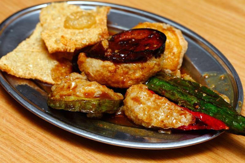 Mixed Yong Tau Fu
