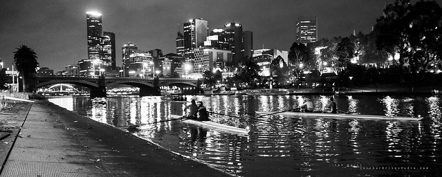 6am project - Yarra River II