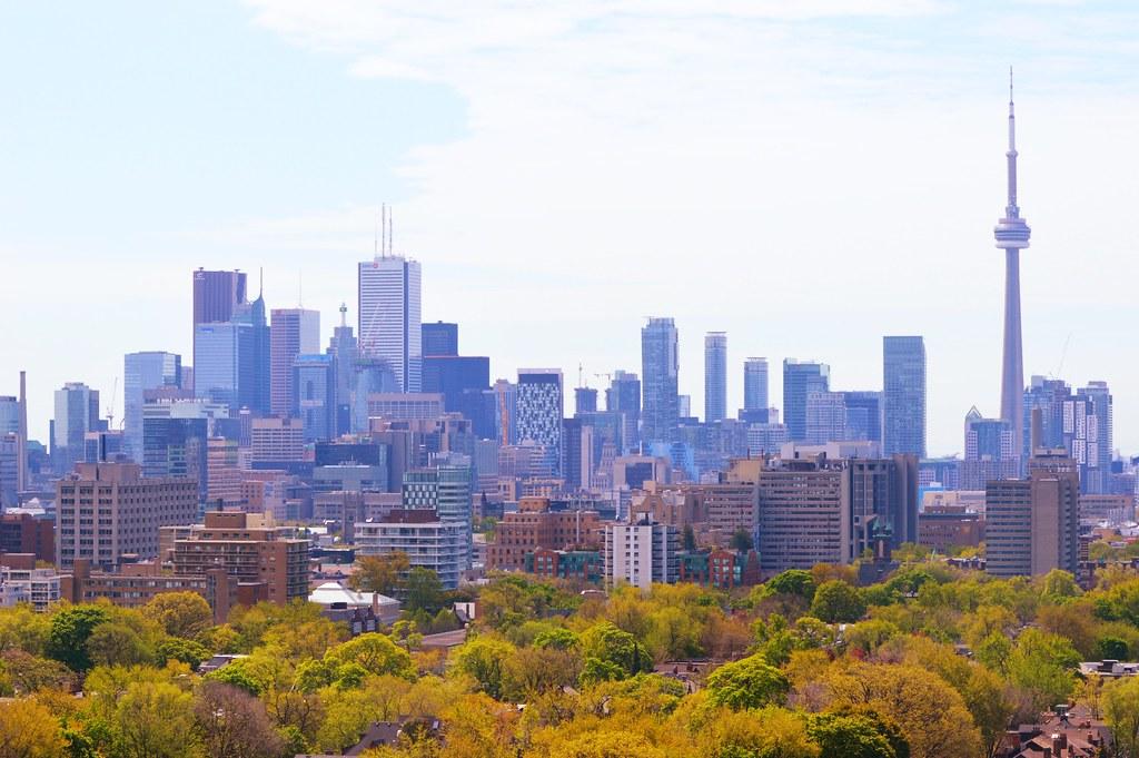 Toronto Skyline .... Toronto 9b393808845