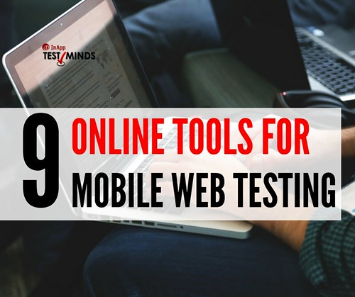 9 Online tools for mobile web testing
